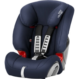 Britax Römer Autositz Evolva 123, Gruppe 1/2/3 (9-36 kg), Kollektion 2018, moonlight blue -