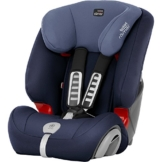 Britax Römer Autositz EVOLVA 123 PLUS, Gruppe 1/2/3 (9-36 kg), Kollektion 2018, moonlight blue -