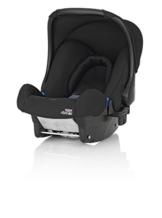 Britax Römer Baby-Safe, Babyschale Gruppe 0+ (Geburt - 13 kg), Kollektion 2019, cosmos black -