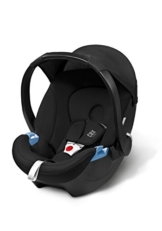 CBX by CYBEX Aton Basic, Autositz Gruppe 0+ (0 - 13 kg), Kollektion 2014, pure black -
