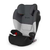Cybex Silver Solution M-fix SL, Autositz Gruppe 2/3 (15-36 kg), gray rabbit, mit Isofix -