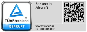 for use in aircraft Siegel