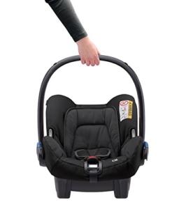 Baby Autoschale mit Tragegriff