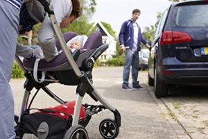 Babyschale Fahrgestell